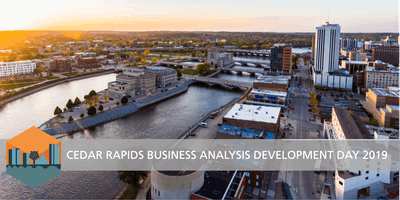 Cedar Rapids BADD 2019
