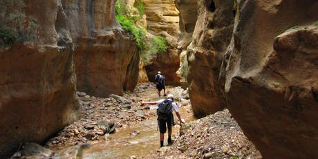 Backpacking Ashdown Gorge tickets