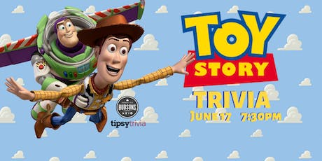 Toy Story Trivia - June 17, 2019 - Hudsons Shawnessy tickets