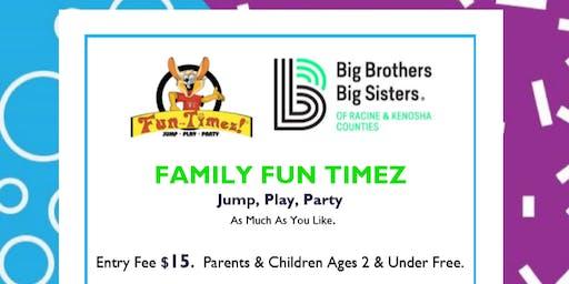 Big Brothers Big Sisters Racine/Kenosha Family Fun Timez