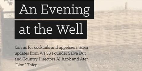 An Evening at the Well tickets