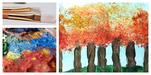 Monet Masterpiece Workshop (4-9 Years)