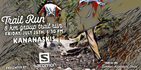 Trail Run - Kananaskis tickets