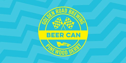 2nd Annual Golden Road Beer Can Pinewood Derby