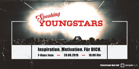 Youth University - Speaking Youngstars 2019 Tickets