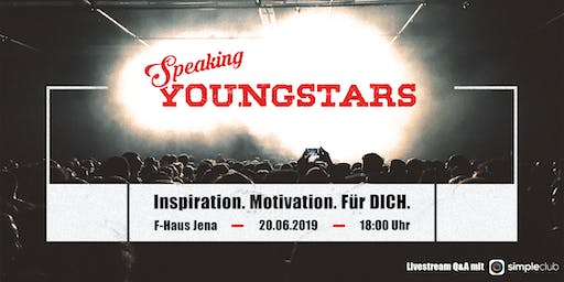 Youth University - Speaking Youngstars 2019