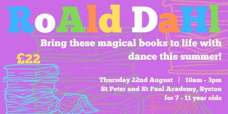 Roald Dahl Dance Workshop tickets