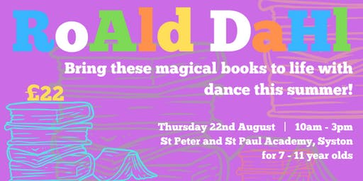 Roald Dahl Dance Workshop