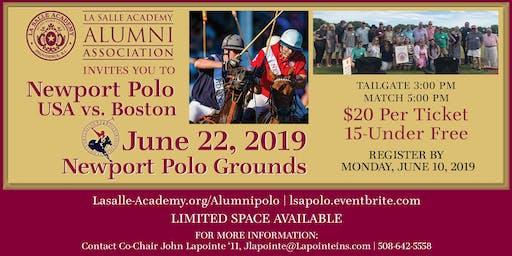 2019 La Salle Academy Alumni Polo Event