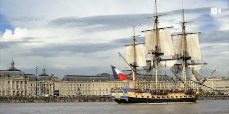 Bordeaux fête le fleuve : escale au Québec billets