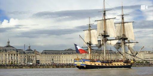 Bordeaux fête le fleuve : escale au Québec