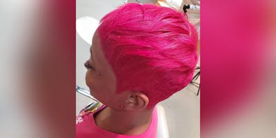 Perfect Pixie Haircut & Highlighting Color Class Session 1