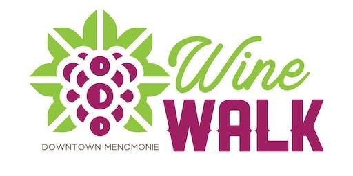 Menomonie Wine Walk