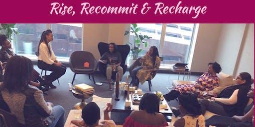 EnVision Sisterhood Empowerment & Wellness Retreat 2019