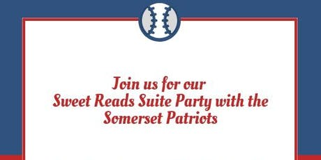 Sweet Reads Suite Party tickets