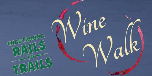 Wine Walk with Chautauqua Rails to Trails