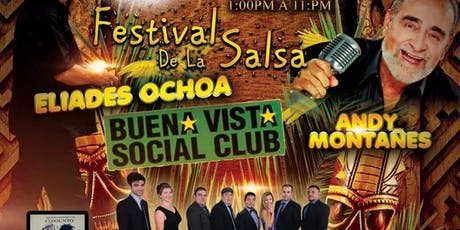 Buena Vista Social Club Oregon's Salsa Music Festival tickets