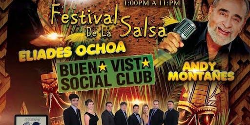 Buena Vista Social Club Oregon's Salsa Music Festival