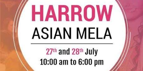 Shopping Bazaar - Harrow Asian Mela  tickets