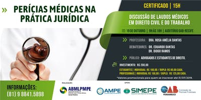 Perícias Médicas na Prática Jurídica