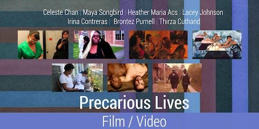 Precarious Lives: Experimental Film/Vido Event