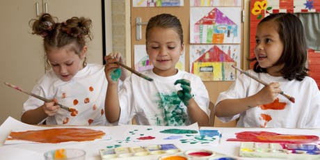 Free Introductory Class — Kids Arts and Crafts(AGE: 6-8) tickets