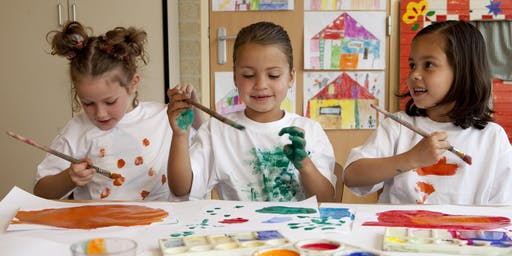 Free Introductory Class — Kids Arts and Crafts(AGE: 6-8)