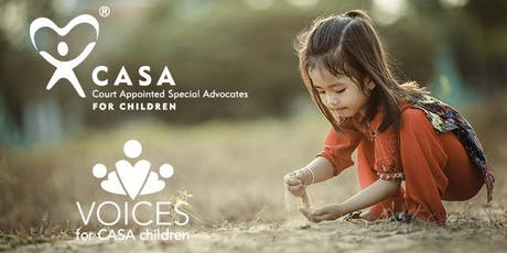 June: Learn About Becoming a CASA Volunteer tickets