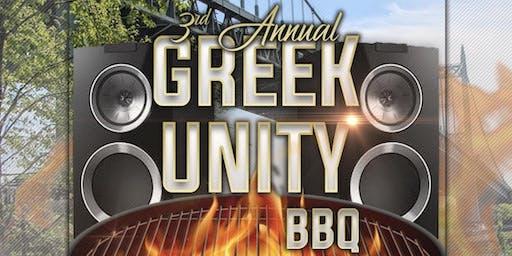 3rd Annual Metro Area Greek Unity BBQ