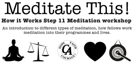 Meditate This! tickets