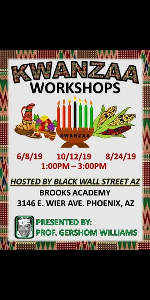 Kwanzaa Workshop