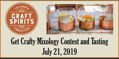 2019 Get Crafty Mixology Contest & Tasting