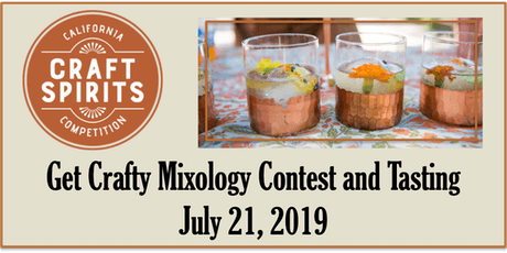 2019 Get Crafty Mixology Contest & Tasting tickets