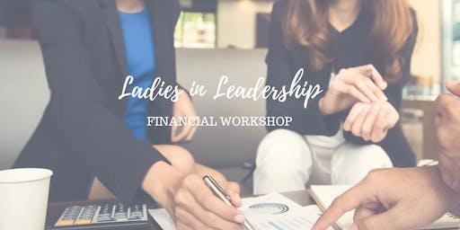 Ladies in Leadership Financial Workshop