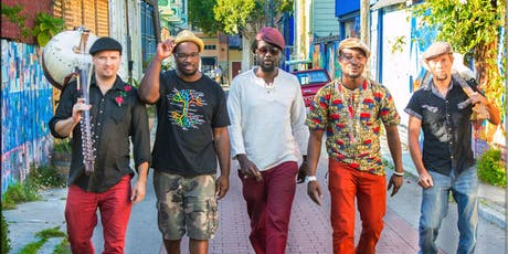 THE DOGON LIGHTS, THE RABBIT HOLE ORCHESTRA with OLOX tickets