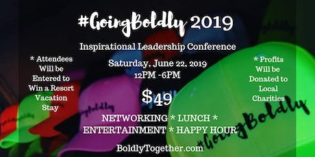 Going Boldly 2019 tickets