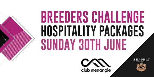 Breeders Challenge Race Day