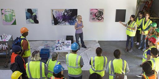 Recology San Francisco Artist in Residence Program Tour
