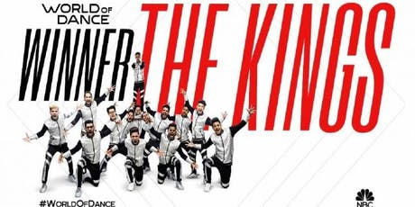 Srishti Dance Academy Presents - Kings United Workshop Series tickets