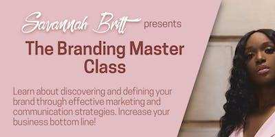 Savannah Britt's Branding Master Class