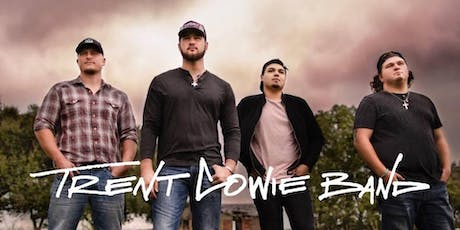 Trent Cowie Band at Johnson County Distillery  tickets