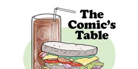 The Comic's Table PRESENTS #10 tickets