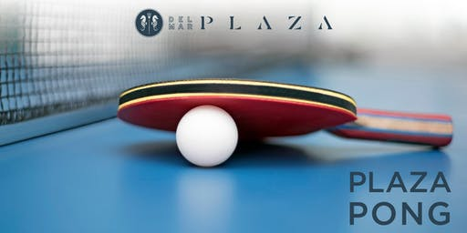 Plaza Pong – Recreational Ping Pong Tournament