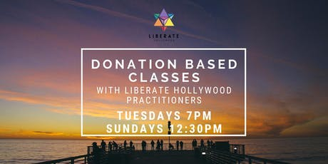 Donation Based Classes | Know our Practitioners! tickets