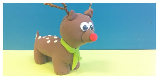 Rudolph the Red Nose Reindeer Workshop (4-9 Years)