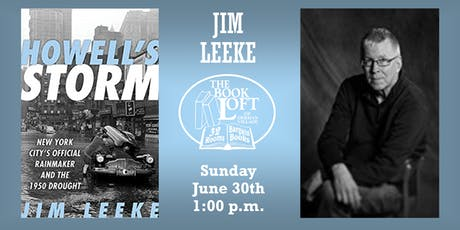 Jim Leeke - Howell's Storm tickets