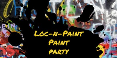 Loc-n-Paint Paint Party (LAD 2019)