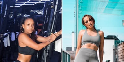 Get Fit with Mahi and Luwam- June 2019 Fitness Challenge