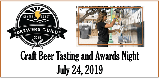 2019 Craft Beer Tasting and Awards Night