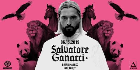 Salvatore Ganacci tickets